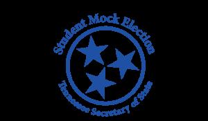 Student Mock Election - Secretary of State logo