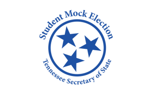 Student Mock Election - Secretary of State logo