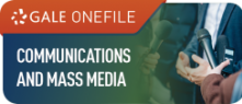 Gale OneFile: Communications And Mass Media icon