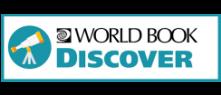 World Book Discover logo