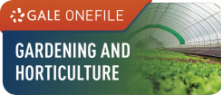 Gale OneFile: Gardening And Horticulture icon