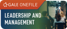 Gale OneFile: Leadership And Management icon