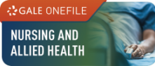 Gale OneFile: Nursing And Allied Health icon