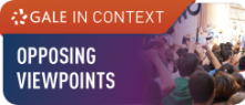 Gale In Context: Opposing Viewpoints icon