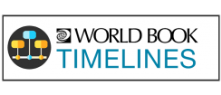 World Book Timelines icon